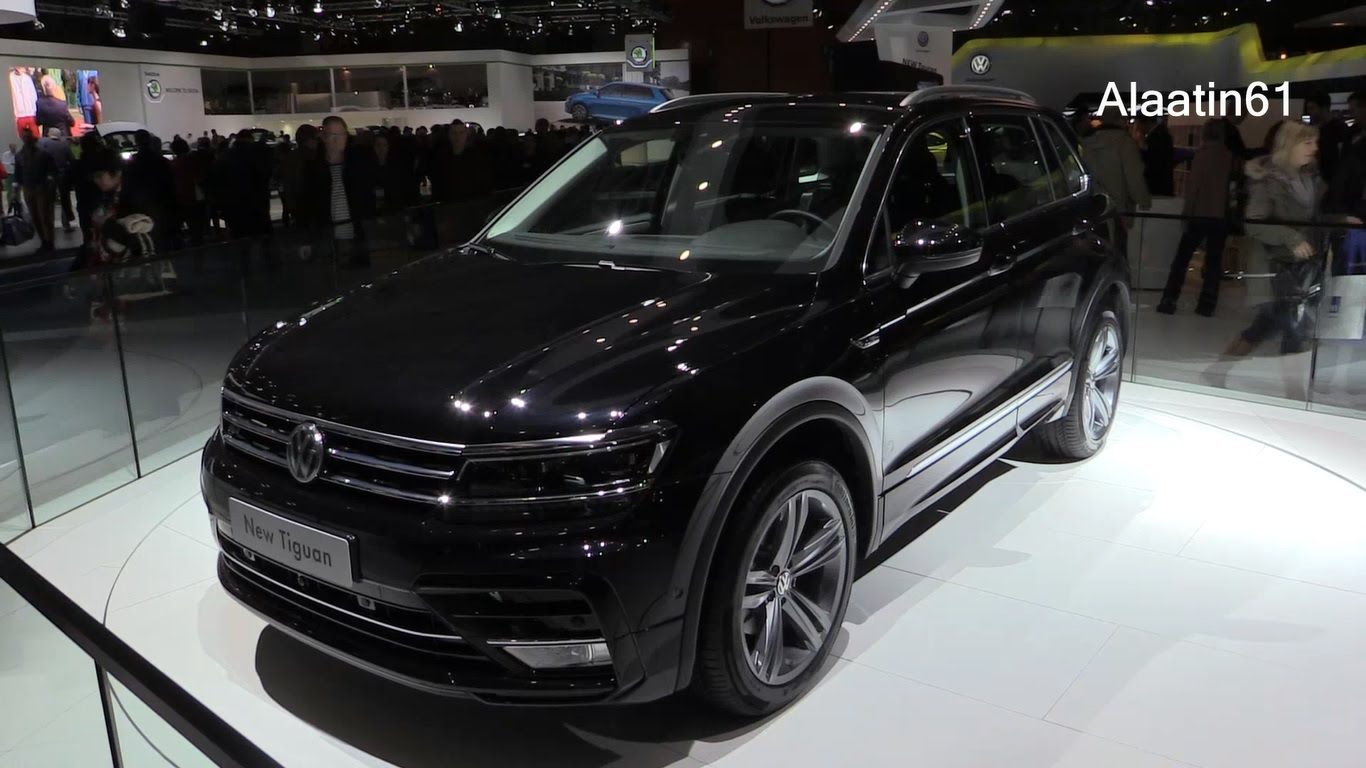 Volkswagen Tiguan 2016 2017 All New Model Sport Coupe Concept