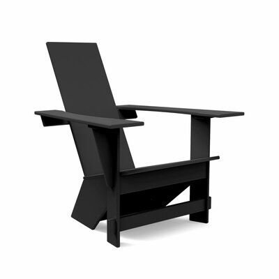 Loll Designs Westport Plastic Adirondack Chair Perigold In 2020 Loll Designs Lounge Chair Outdoor Adirondack Chair