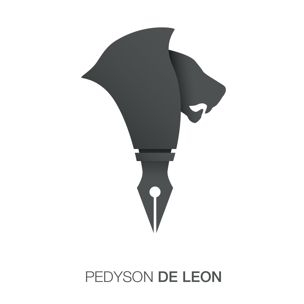 Logo Design by Pedyson for Philippine Logo Design Awards 2013 ... for graphic designer personal logo examples  111bof