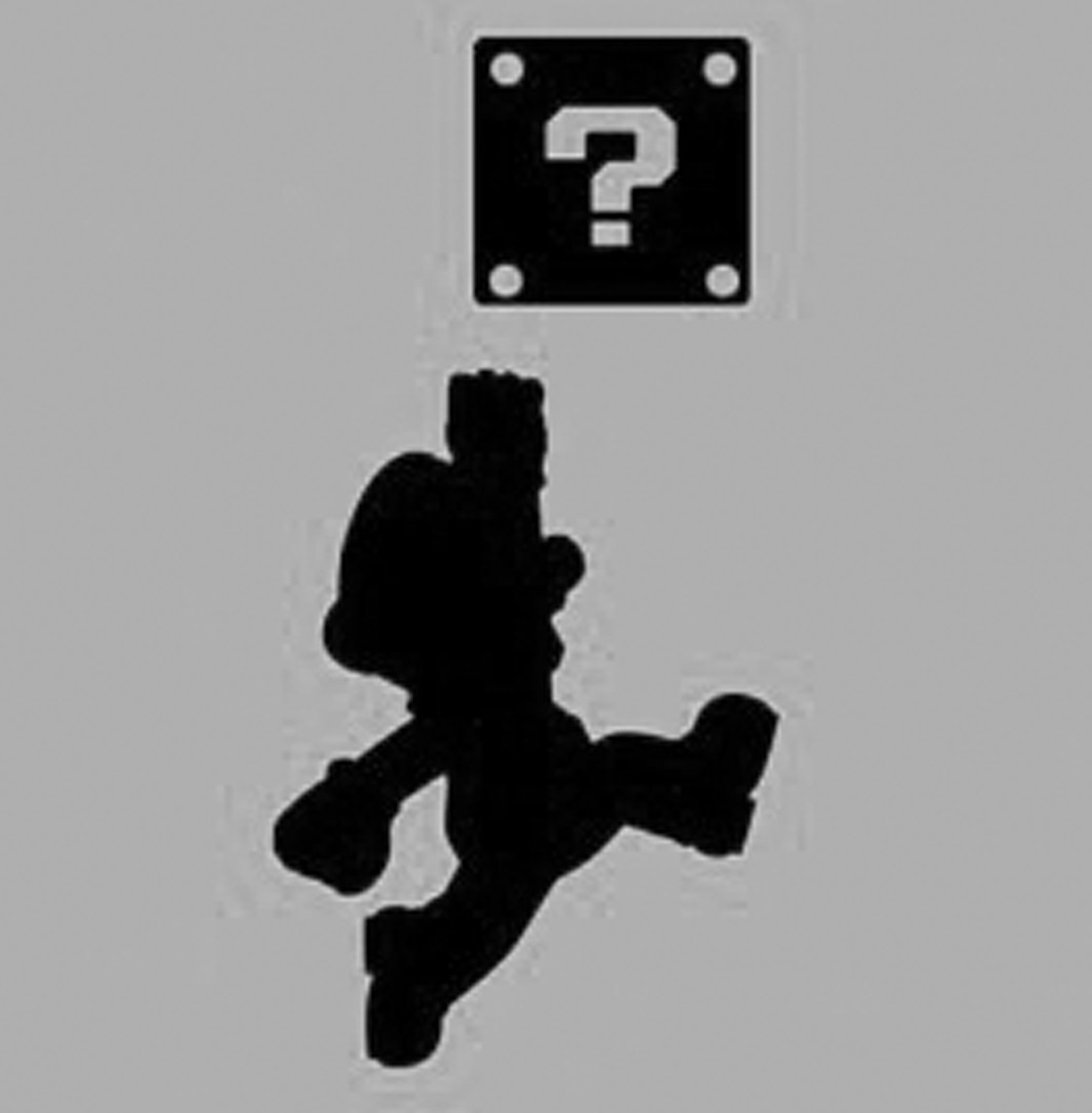 window silhouette or pumpkin stencil | Super Mario Hallowe ...
