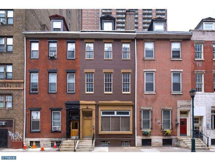 1431 Spruce St #3f, Philadelphia, PA 19102. 2 bed, 1 bath, $350,000. Historical 19th cent...