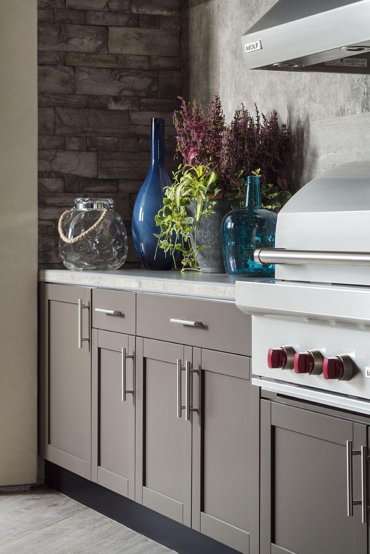 Gallery Of Outdoor Spaces Danver Outdoor Kitchen Appliances Outdoor Kitchen Design Outdoor Kitchen Cabinets