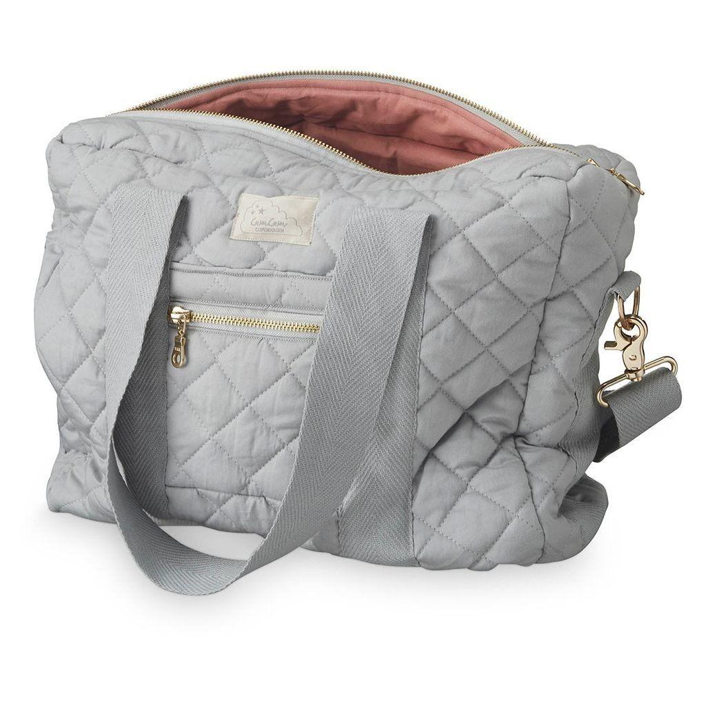 Nursing Bag Ocs Grey Sac A Langer Gris Sac A Langer Sac