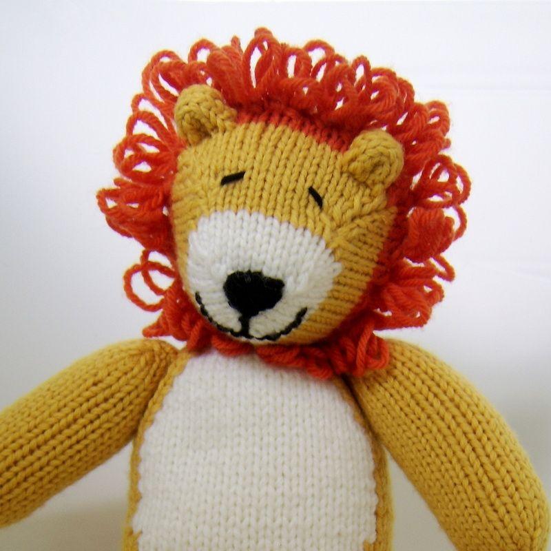 Loopy Lion | Pattern, Lion toys, Crafty