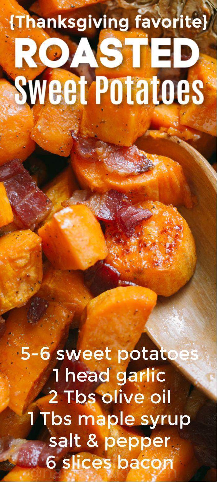 Photo of Roasted Sweet Potatoes