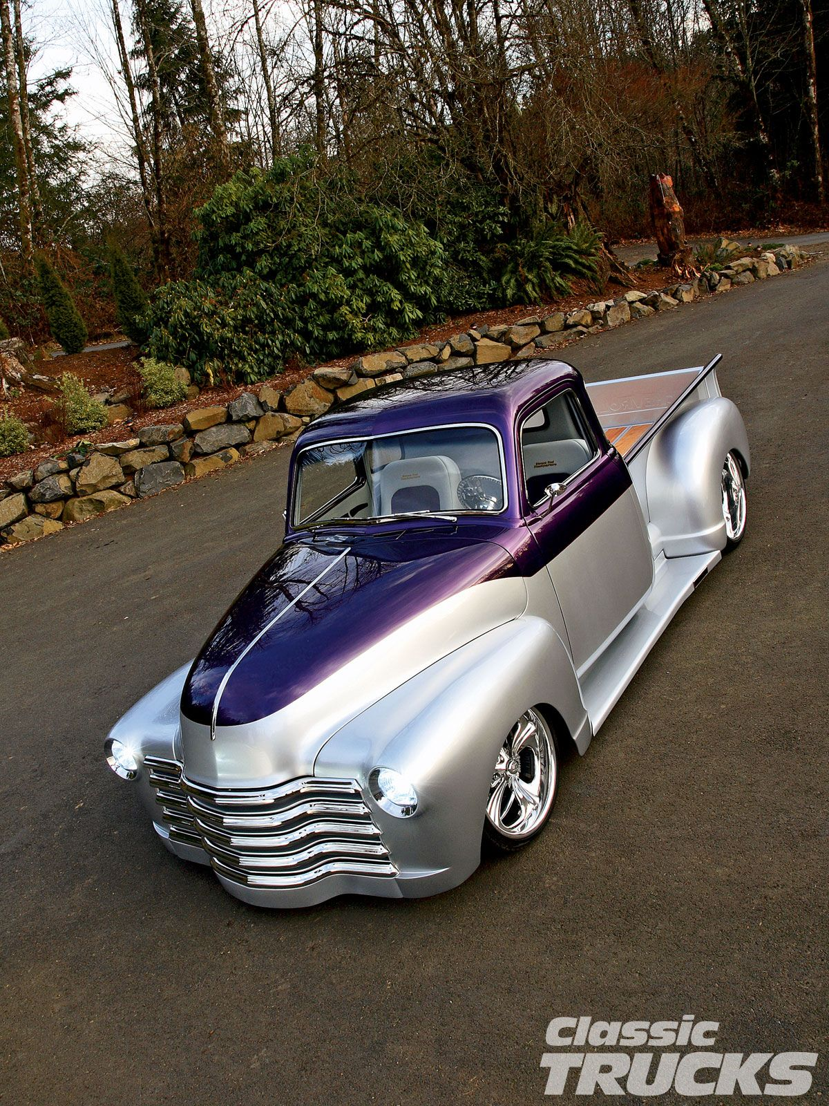 Custom two tone paint jobs on cars images pictures becuo 47 04 classic trucks buyers guidetwo tone chevy truck sciox Image collections