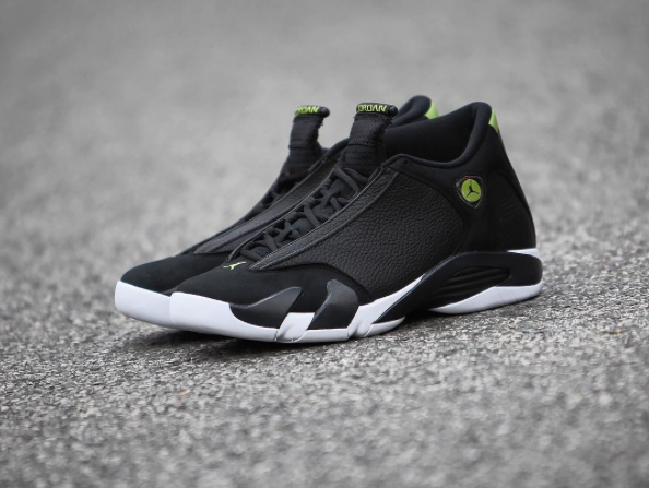 a6fa35b5424 The Air Jordan 14 Indiglo Is Releasing Soon | Shoes | Sneakers ...