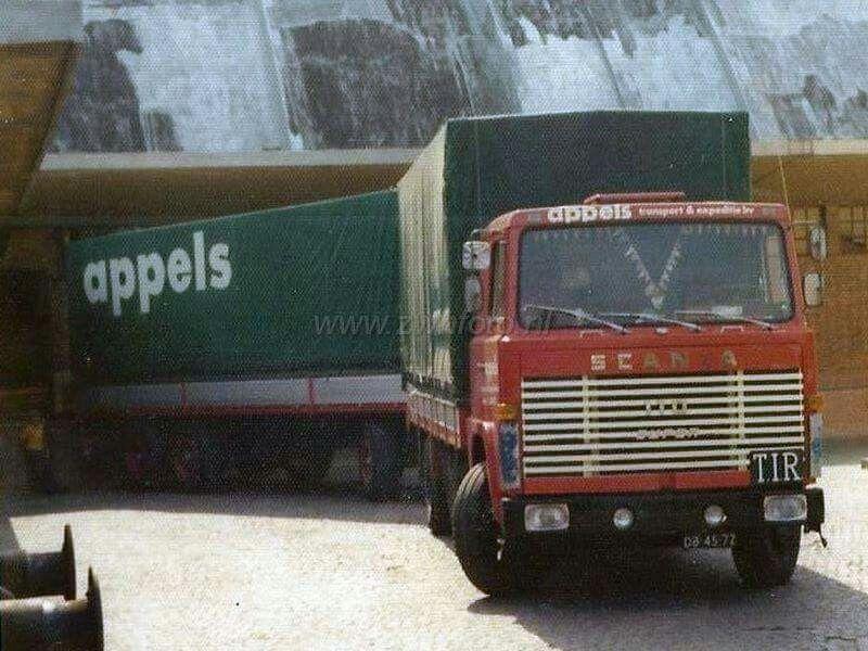Scania 110 super. Combi.