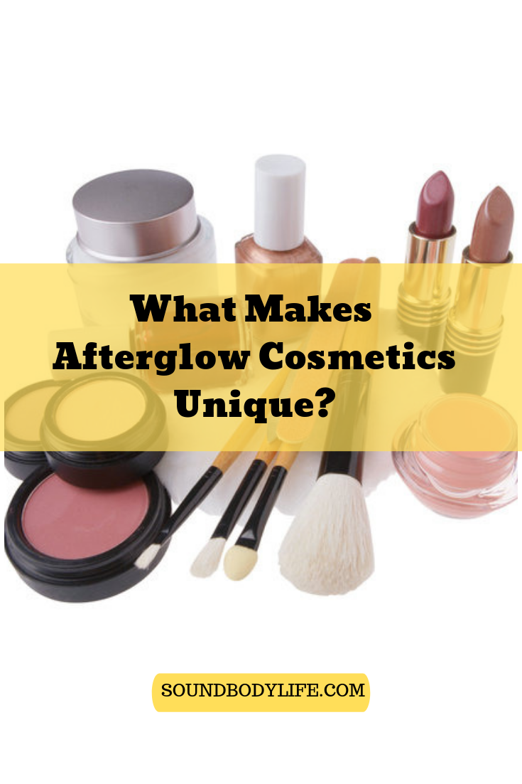 Afterglow Cosmetics Review (With images) Gluten free