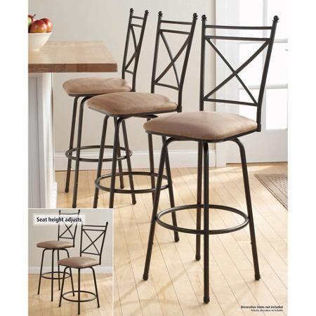 Home Adjustable Bar Stools Bar Furniture Bar Stools