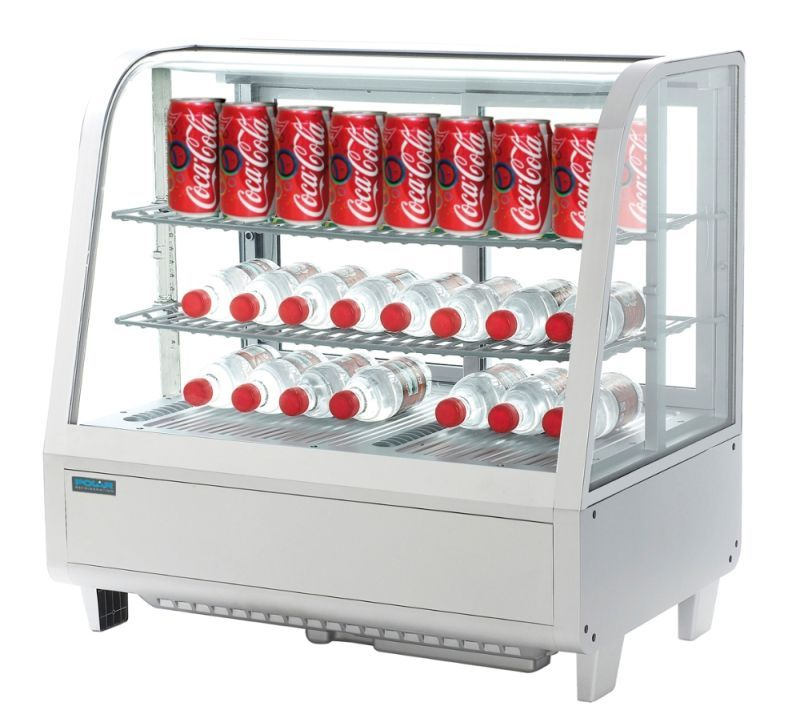 Polar Cc666 100 Ltr Countertop Refrigerated Merchandiser