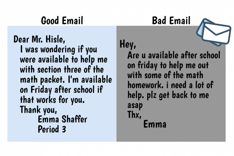 How To Write An Email To Your Teacher Write An Email Email Writing Your Teacher