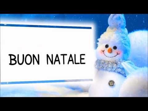 Frasi Di Natale Youtube.Frasi Di Buon Natale E Buone Feste Youtube Maria