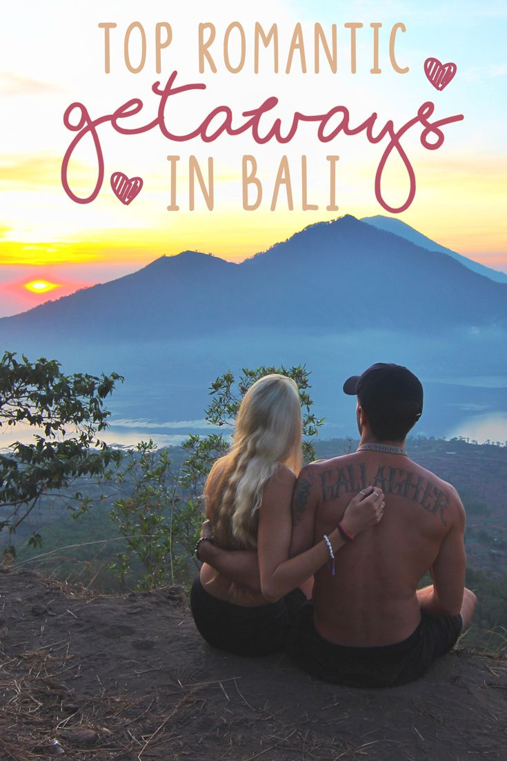 Top Romantic Getaways In Bali For Couples