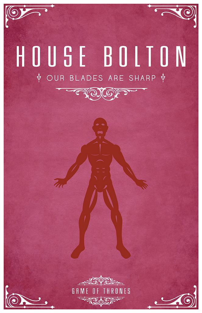 House Bolton Ekkor 2019 Game Of Thrones Bolton Game Of Thrones