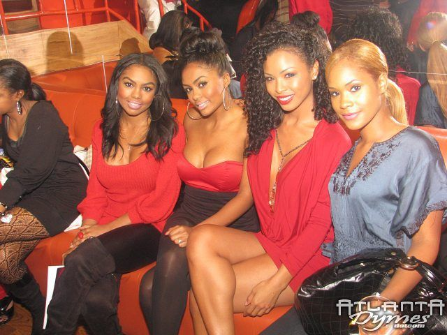 Atlantadymes Book Release Party Black Beauties Atlanta