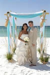 beach wedding arch diy - Bing images