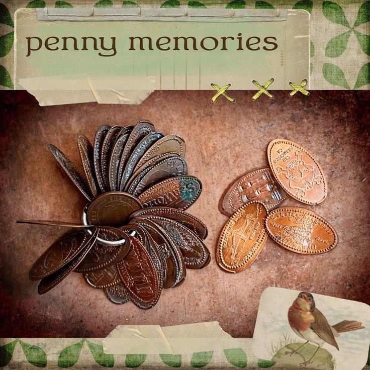 27+ Disney pressed penny book etsy info