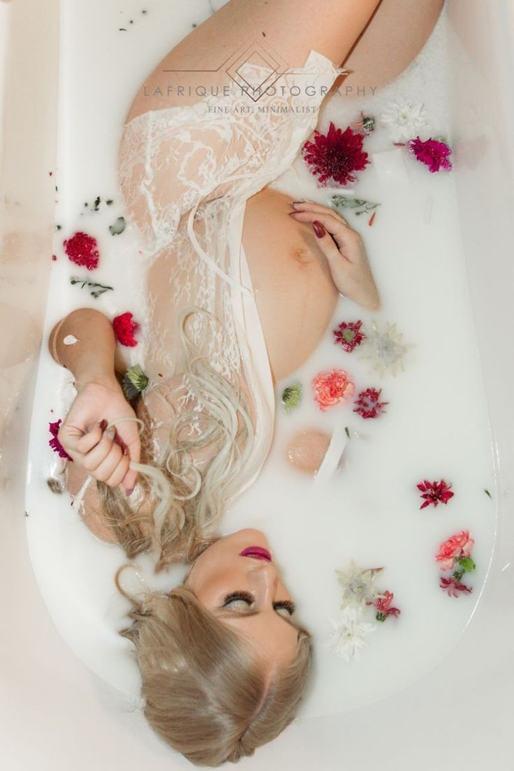 Pregnant Milk Bath Photos . Pregnant Milk Bath Photos