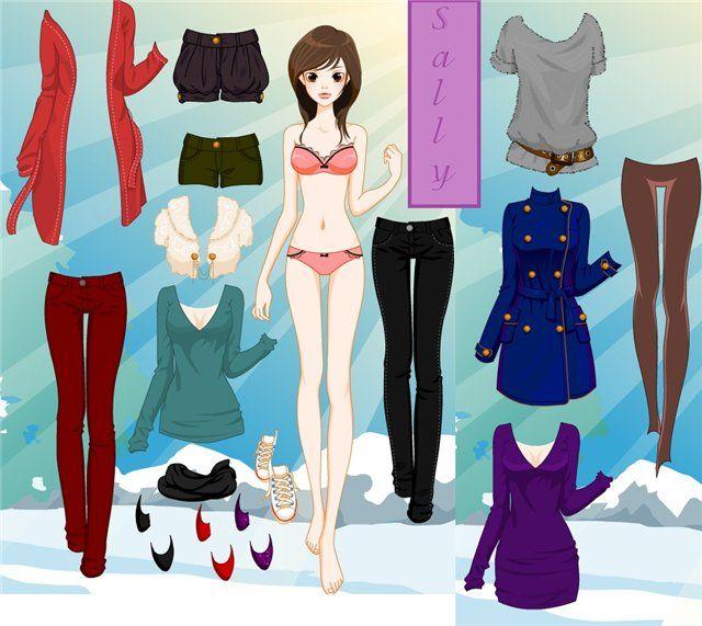 Бумажные куклы от форумчан* 1500 free paper dolls at Arielle Gabriels International Paper Doll Society also free paper dolls at The China Adventures of Arielle Gabriel *