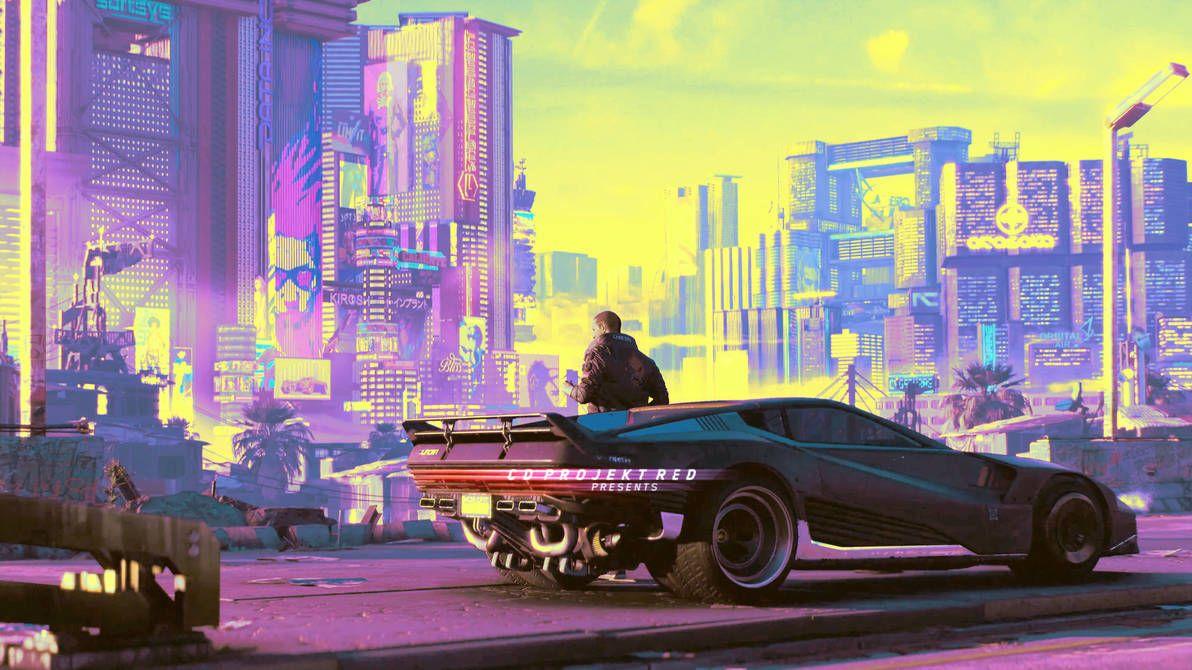 Cyberpunk 2077 4k Wallpaper 2018 Game Info By Nurboyxvi Cyberpunk 2077 Cyberpunk Cyberpunk Art