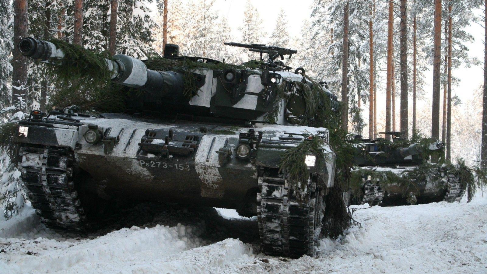 2560x1440 Px フィンランド軍 ヒョウ2 軍事 タンク ミリタリー 軍 タンク