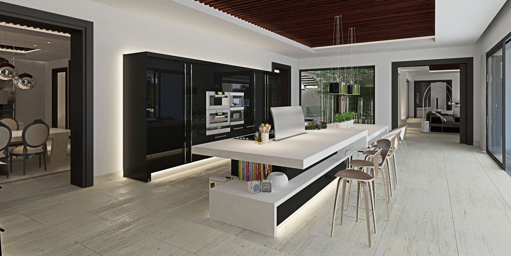 Living Alongside A Golf Course Has Become Shorthand For Luxury This Spanish Villa In The