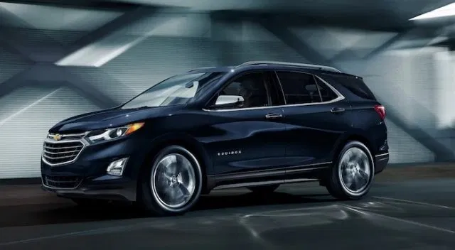 2021 Chevy Equinox Configurations Lt 2020 2021 Suv And Truck