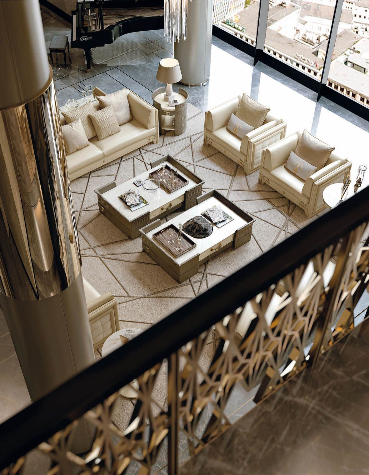 Living Room Luxury Furniture Numero Tre Collection Http Wwwturriit Luxury Design Living