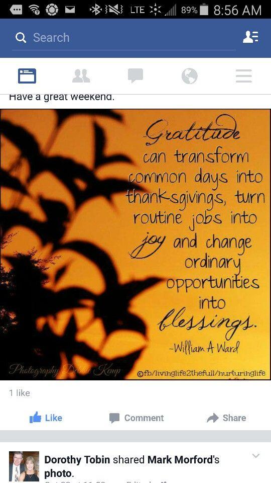 Gratitude Quote  Quotations    Gratitude Quotes