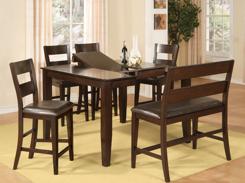 Cardi S Furniture Table 4 Stools 849 98 800184424 Counter Height Dining Table Dining Table Counter Height Dining Sets