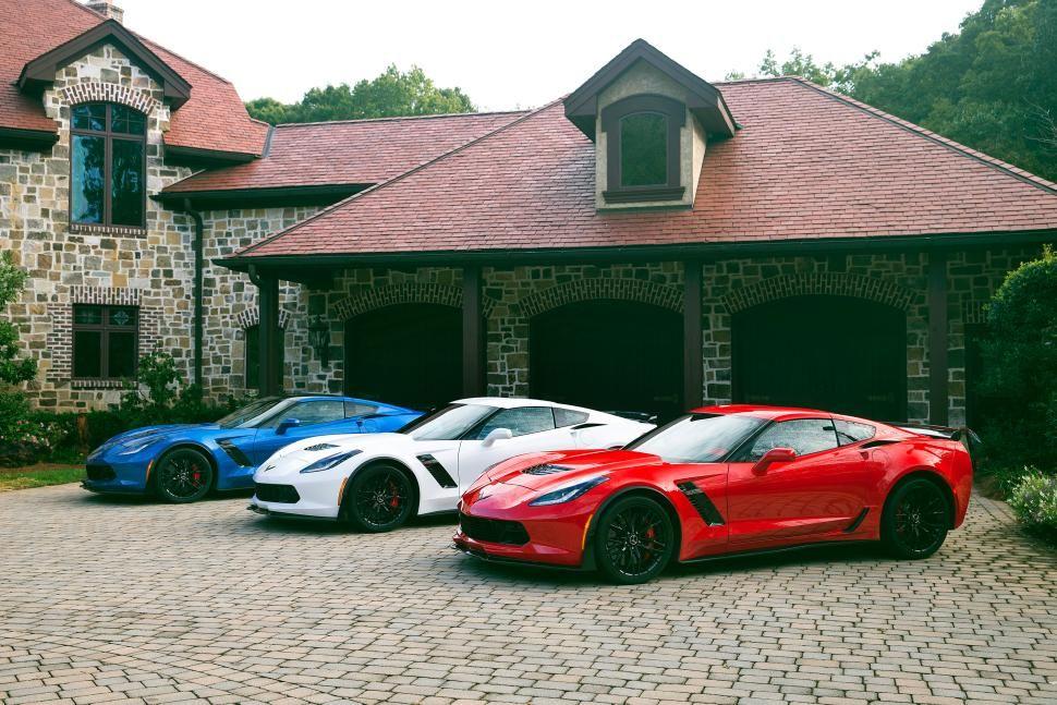 10 Best Sports Cars under 40k Chevrolet corvette z06