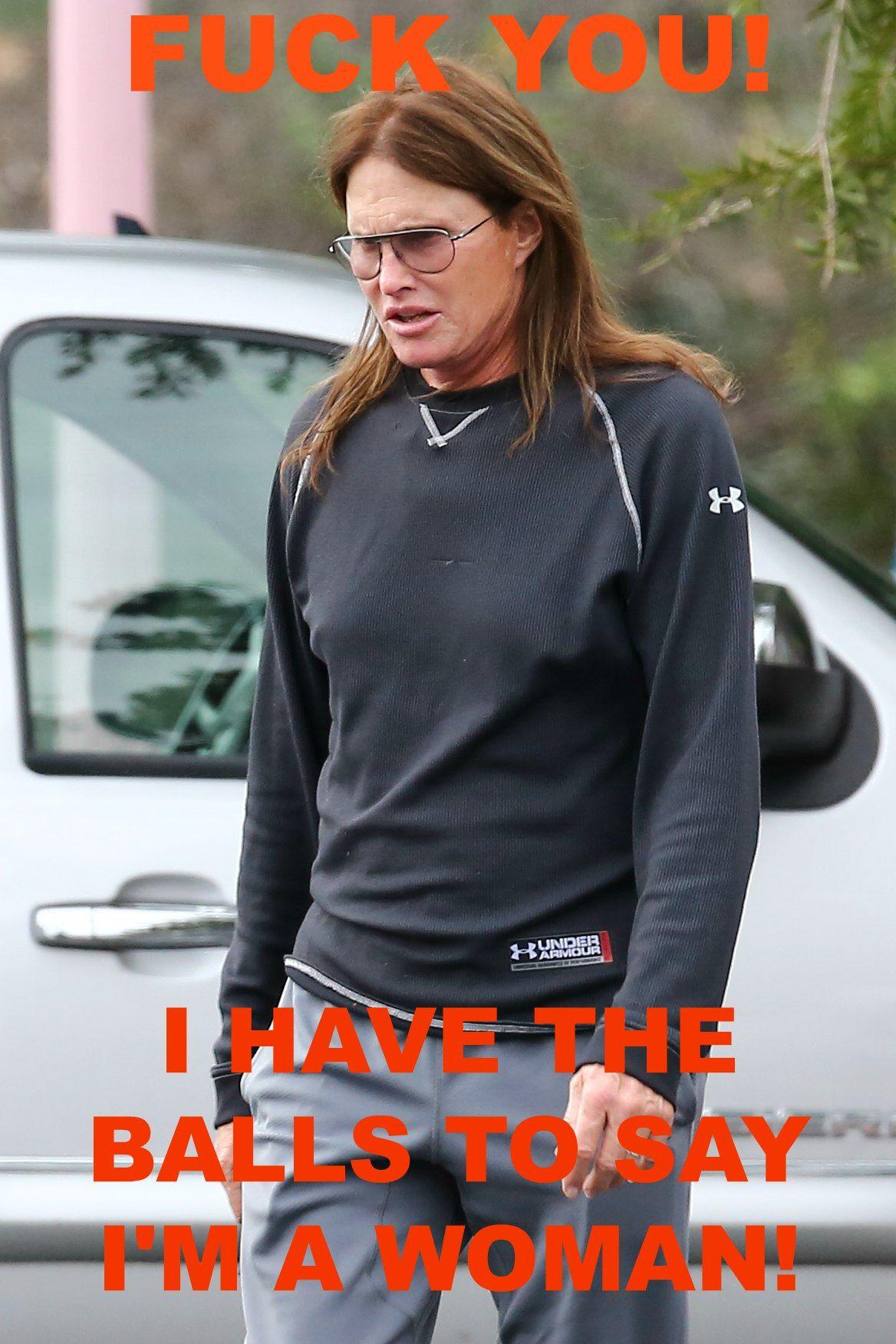 Bruce Jenner, Trans, Meme