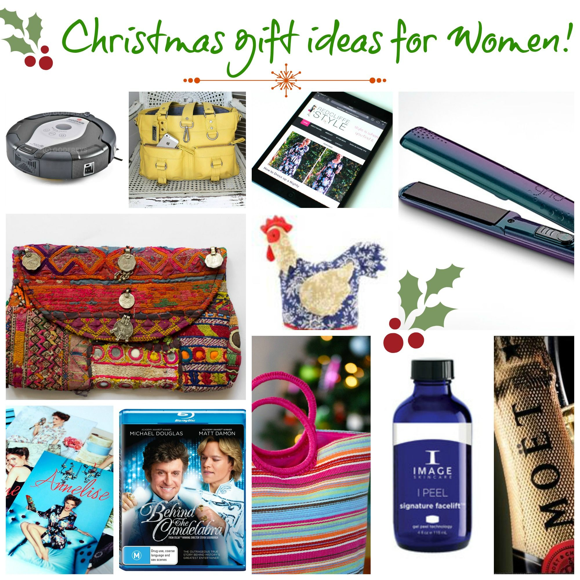 Great Christmas Gifts To Make: 11 Christmas Gift Ideas For Women Who Have Everything