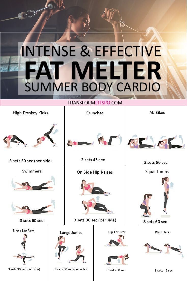Never settle for less Aim high on your fitness goals by strengthening your core and cardio with these low impact fat burning exercises The before and after fun results wi...