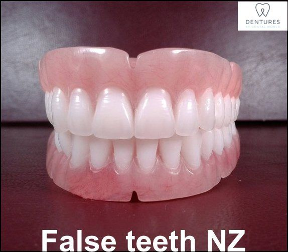 False Teeth Auckland, NZ DenturesbyDentalWorld False