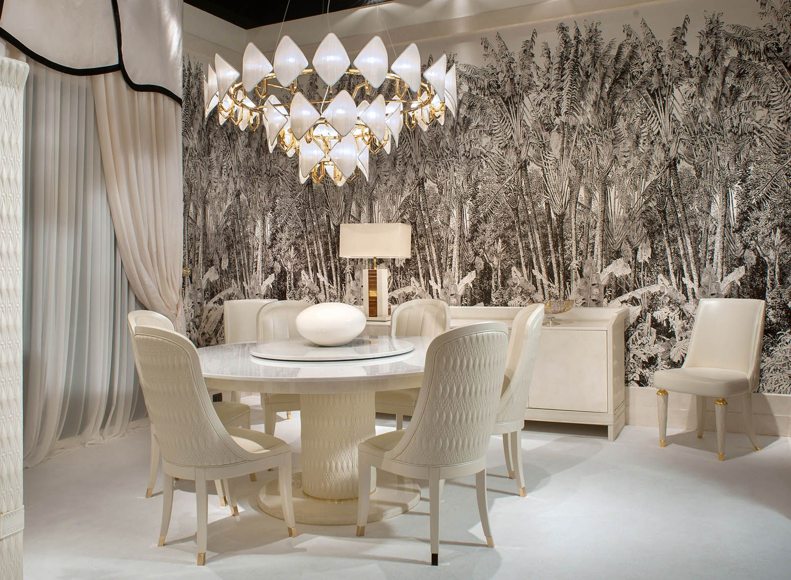 Numero Tre Collection Www Turri It Luxury Design Dining Room