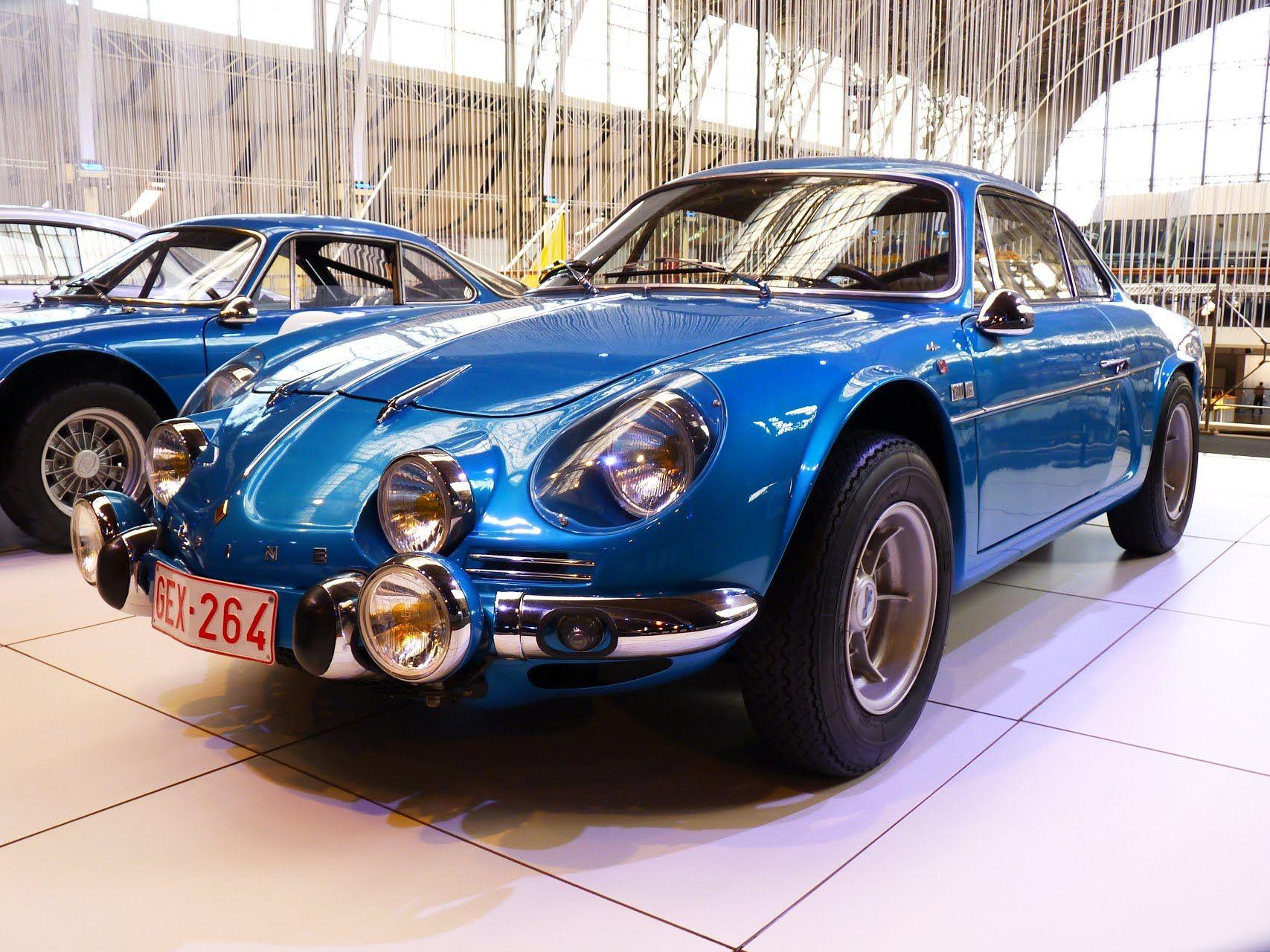 Alpine A110 1300 G 1968