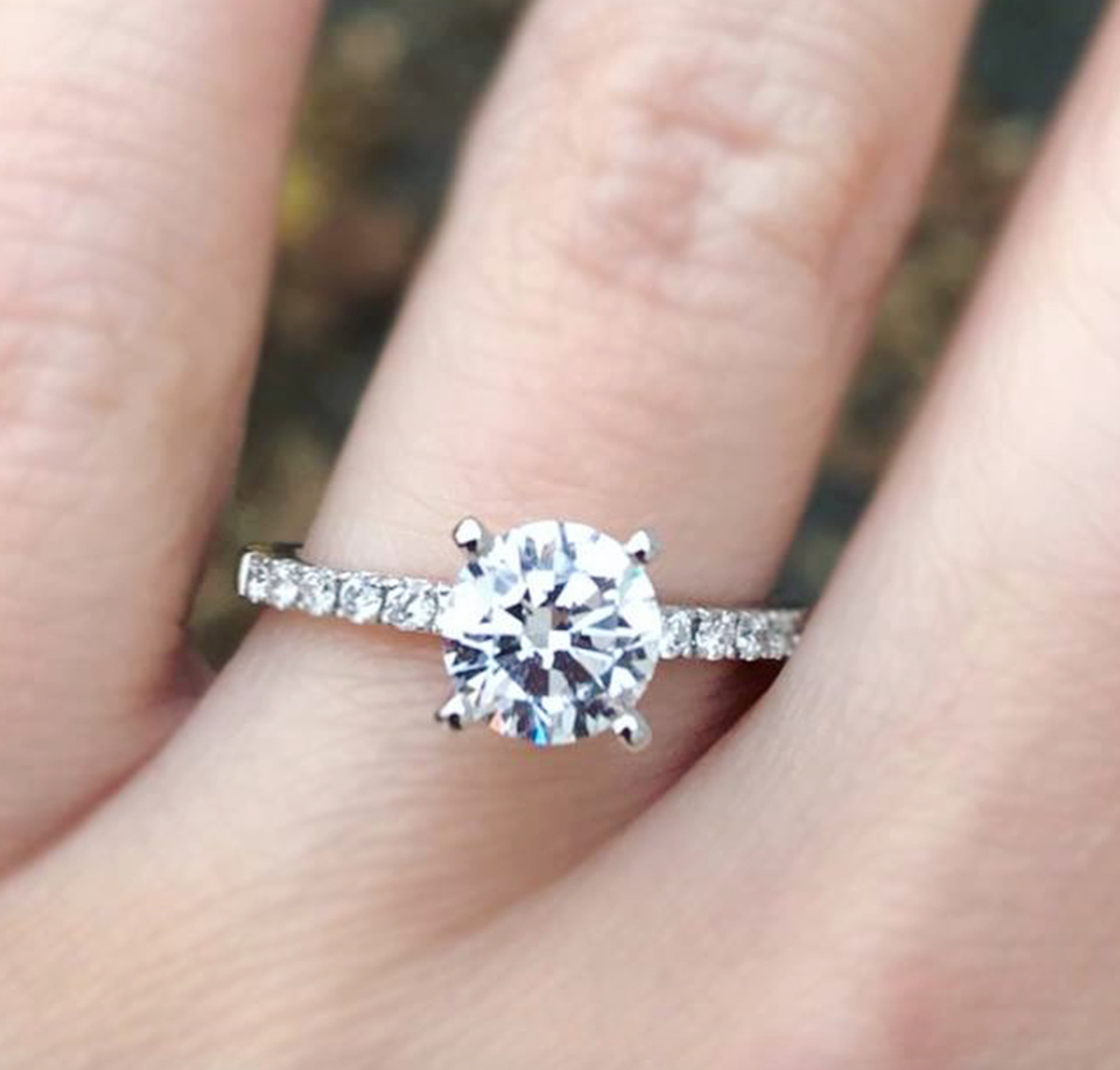 Cathedral Classic Engagement Ring | Classic engagement rings ...
