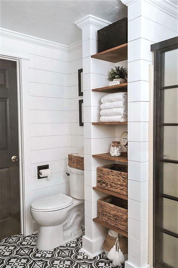 Photo of 36 Beautiful Farmhouse Bathroom Decor Ideas You Will Go Crazy For – Architecture Designs