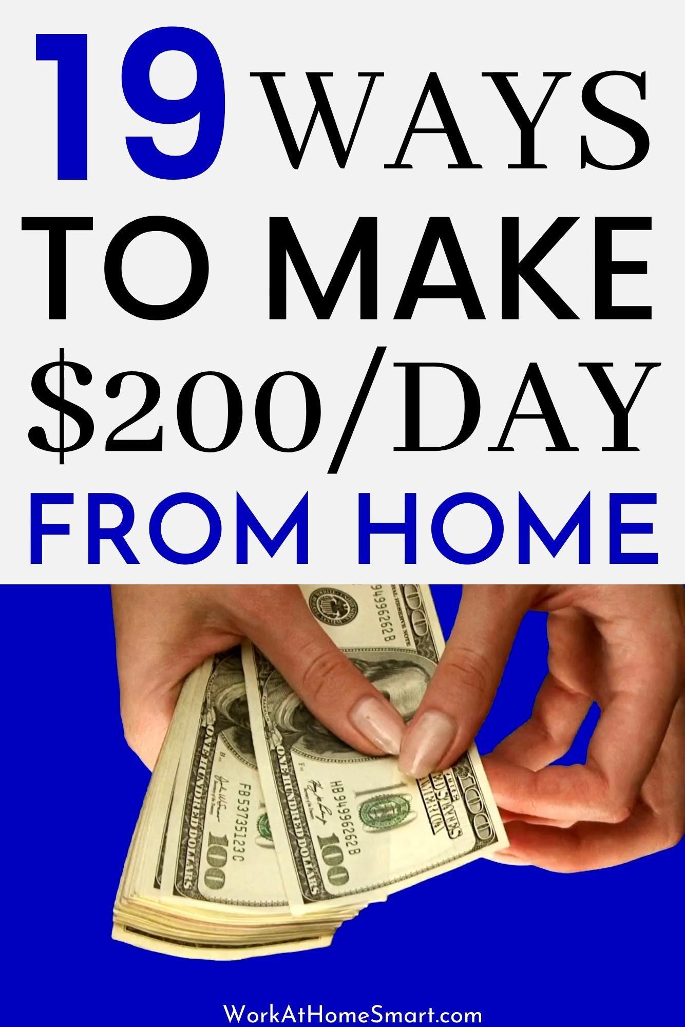 19 Legit Ways to Make Money Online with PayPal