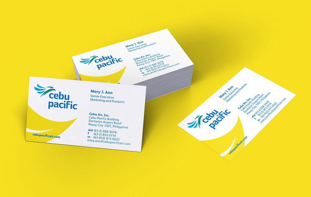 New Logo, Identity, and Livery for Cebu Pacific by Bonsey Design ...