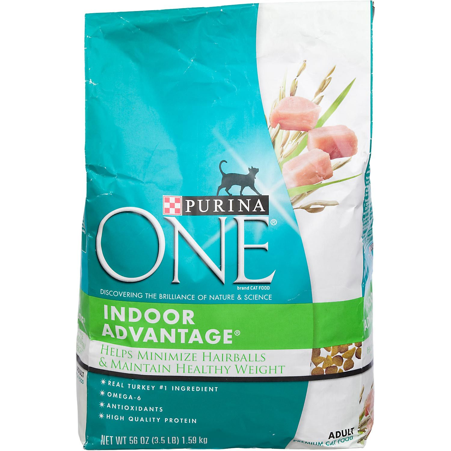 Purina ONE Indoor Advantage Hairball & Healthy Weight Cat