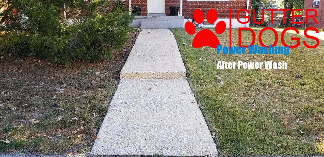 Concrete power washing in maryland call 2403551110