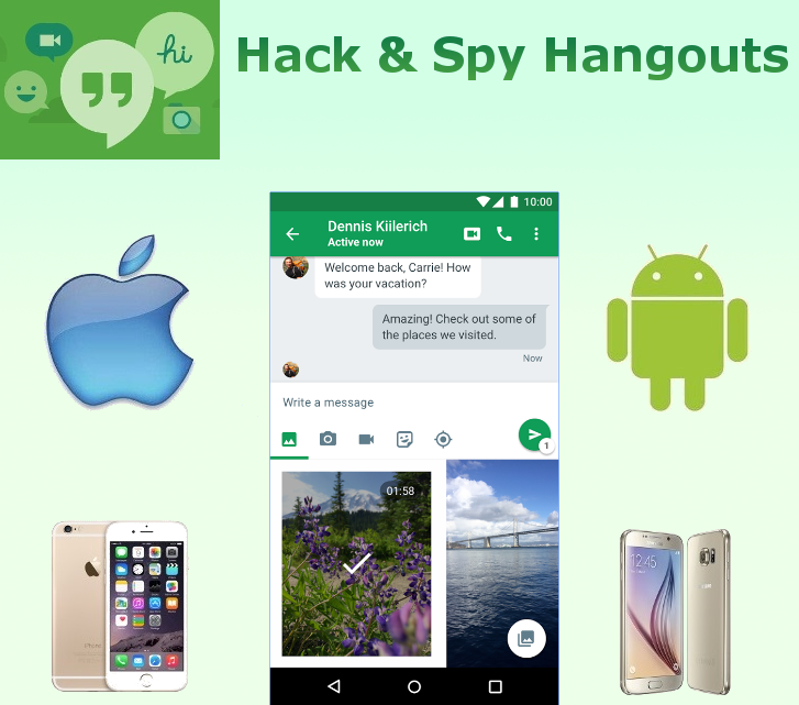 How to Hack Hangouts? Bypass Password & Spy on Someones
