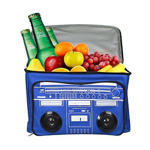 Chill Back the large cool bag backpack with wine cooler