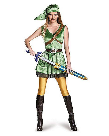 Halloween Costumes Zelda
