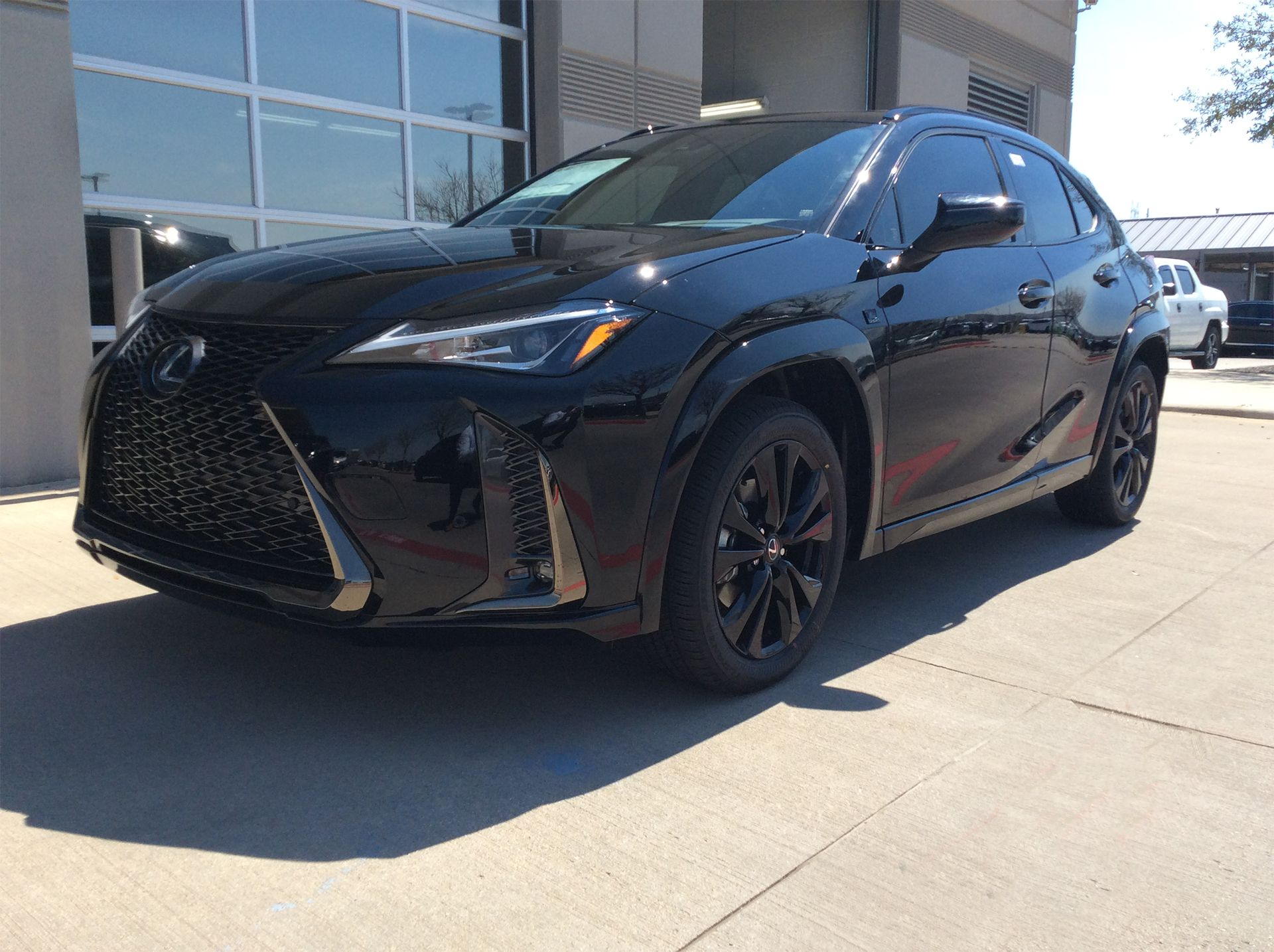 2019 Lexus Ux200 Blacked Out 2019 Cvdauto Lexus Ux Lexus Car Shop Sports Car