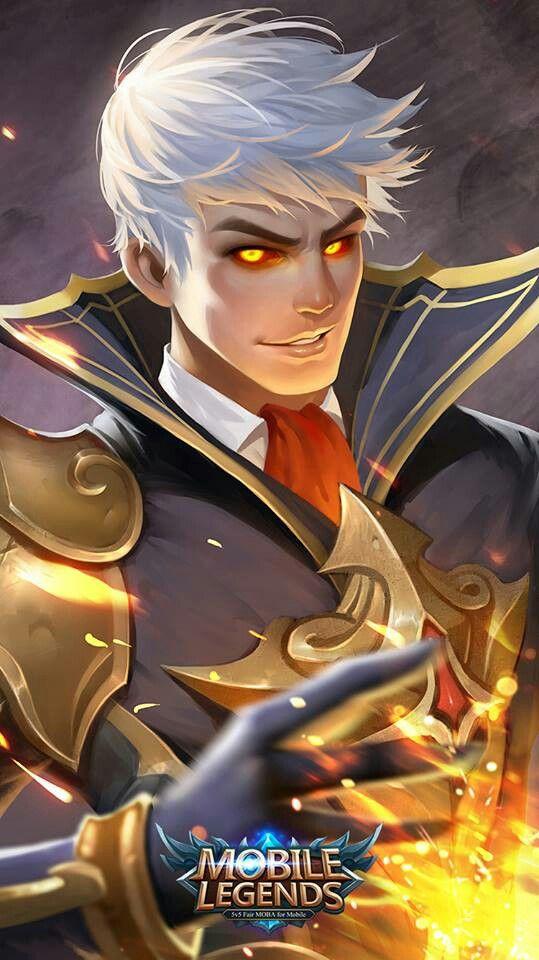 Mobile Legends Alucard Fiery Inferno Mobile Legends