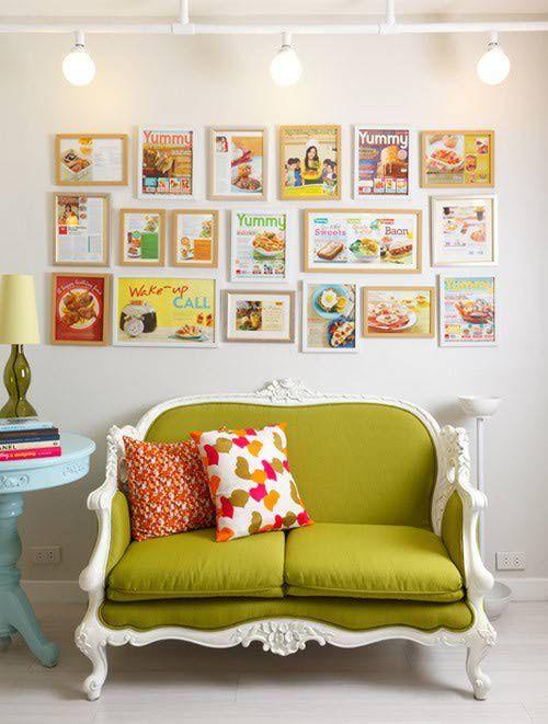 Tendencias en decoración para el 2013 | Pinterest | Muebles viejos ...